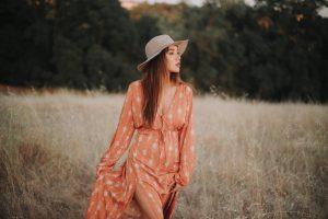 robe-fleurie